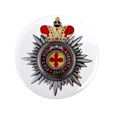 "12 Inch Orthodox Order of Saint Anna S 3.5"" Button"
