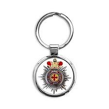 12 Inch Orthodox Order of Saint Ann Round Keychain