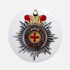 12 Inch Orthodox Order of Saint Ann Round Ornament