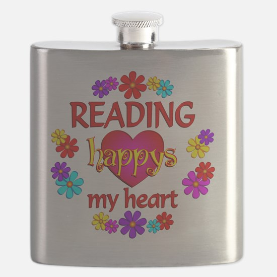 Happy Reading Flask