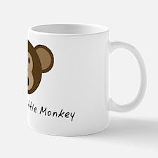 Grandpas Little Monkey Mug