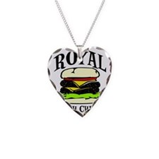 Royal With Cheese Necklace