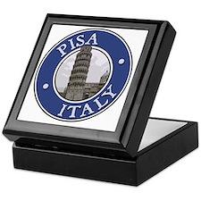 Pisa, Italy Keepsake Box