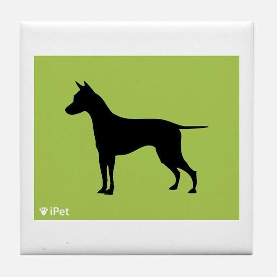 Ridgeback iPet Tile Coaster