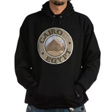 Cairo, Egypt - Distressed Hoodie