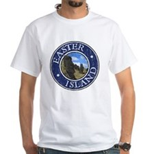 Easter Island - Distressed Shirt