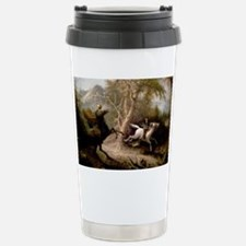 Sleepy Hollow Headless Horseman Travel Mug