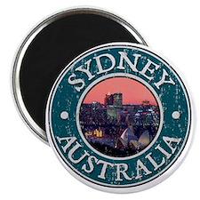Sydney, AU - Distressed Magnet