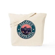 Sydney, AU - Distressed Tote Bag