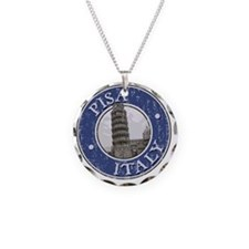 Pisa, Italy - Distressed Necklace