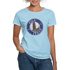 Pisa, Italy - Distressed T-Shirt