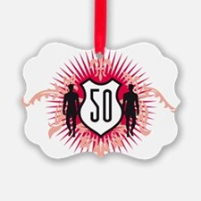 50 years Ornament