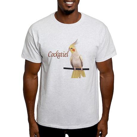 """Cockatiel"" Light T-Shirt"