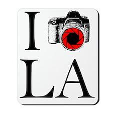 I Shoot LA! Mousepad