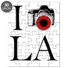 I Shoot LA! Puzzle