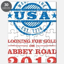 Team USA 2012 Abbey Road Puzzle
