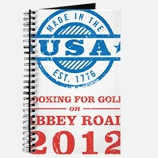 Team USA 2012 Abbey Road Journal