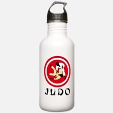 judo fight Water Bottle