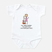 Girls & Guitars Infant Bodysuit