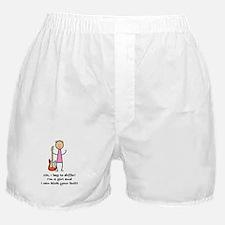 Girls & Guitars Boxer Shorts