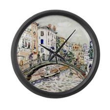 Maurice Prendergast Large Wall Clock