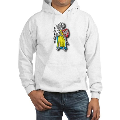 Poland Knight 2 Hooded Sweatshirt