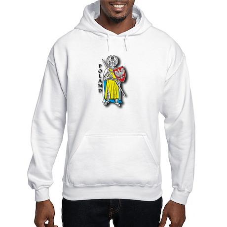 Poland Knight 2 Hooded Sweatshirt