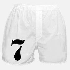7 Boxer Shorts