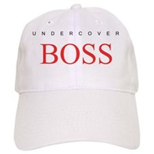 Undercover Boss Baseball Cap