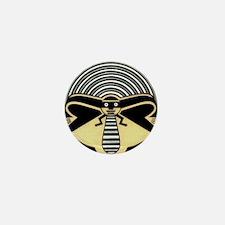 MIMBRES HONEY BOWL DESIGN Mini Button