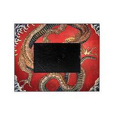 Katsushika Hokusai Dragon Picture Frame