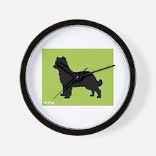 Shepherd iPet Wall Clock