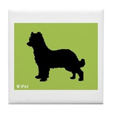 Shepherd iPet Tile Coaster