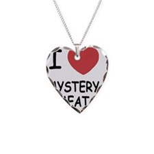 I heart mystery meat Necklace