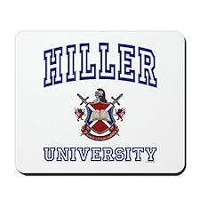 HILLER University Mousepad