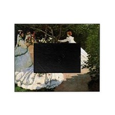 Claude Monet Women In The Garden Picture Frame