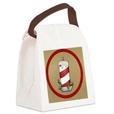 redcandle Canvas Lunch Bag