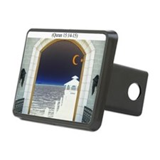 Quran 15:14-15 Hitch Cover