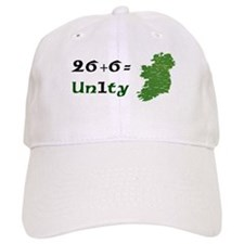 Irish Unity Baseball Cap
