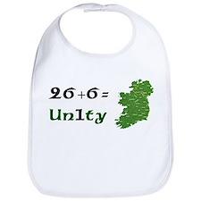 Irish Unity Bib