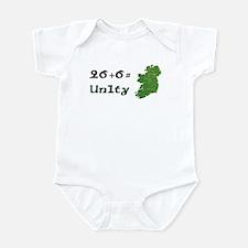 Irish Unity Infant Bodysuit
