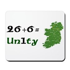 Irish Unity Mousepad
