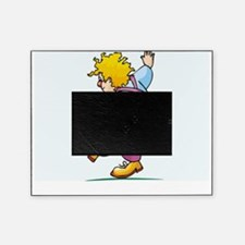 00109_Clown.gif Picture Frame