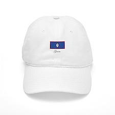 Guam - Flag Baseball Cap