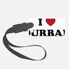 I Love Durban Luggage Tag