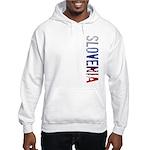 Slovenia Hooded Sweatshirt