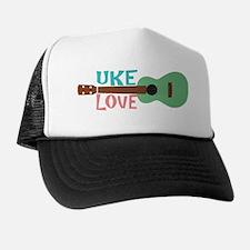 Uke Love Trucker Hat