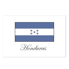 Honduras - Flag Postcards (Package of 8)