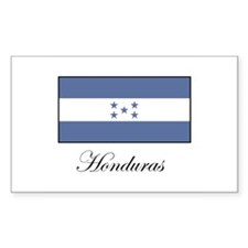 Honduras - Flag Rectangle Decal