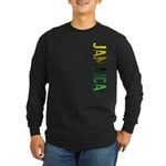 Jamaica Long Sleeve Dark T-Shirt
